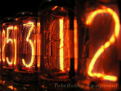 IN-18 - Large beautiful nixie tube